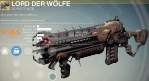 Lord der Wölfe