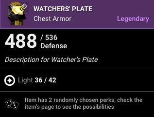 Watchers Plate