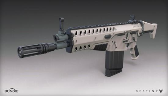 Häkke Automatikgewehr