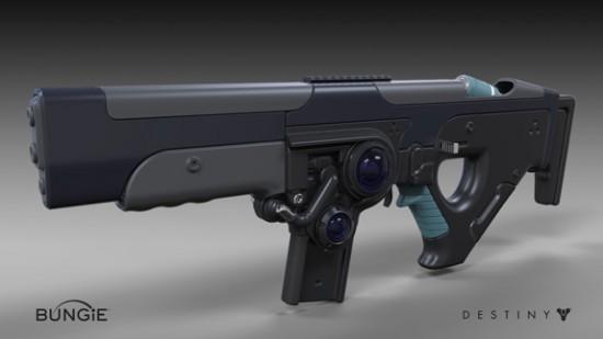 Omolon Scout Gewehr