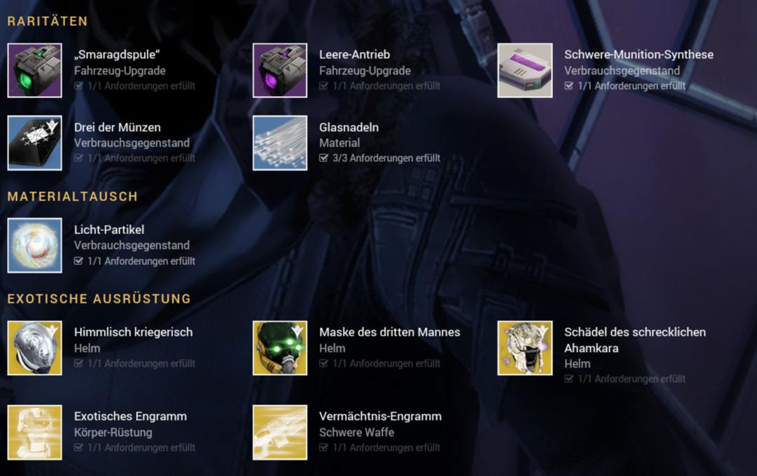 Xur Destiny 2 News Infos Community Page 18