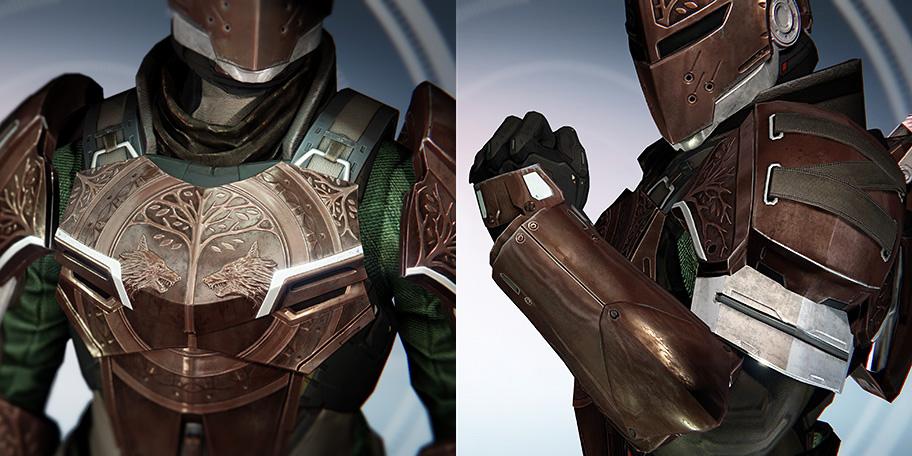Titanen Rüstung