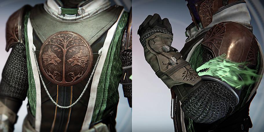 Warlock Rüstung