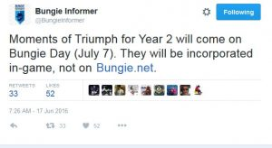 Bungie Informer Moments 2