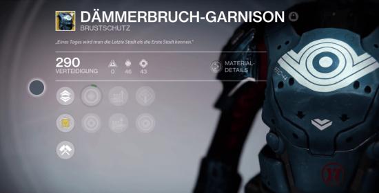 Daemmerbruch-Garnison