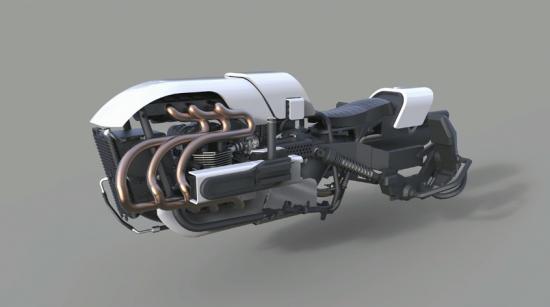 Gjallarwing Konzept 2