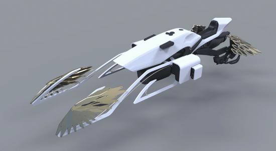 Gjallarwing Konzept 4