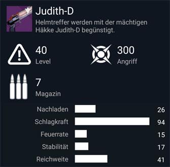 Waffentag-Judith