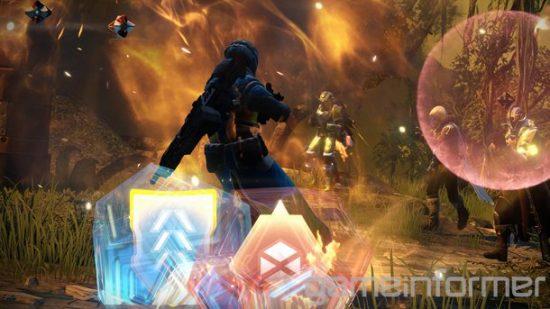 """""""Supremacy"""" der neue PvP-Modus, der mit Rise of Iron zu Destiny kommen wird."""