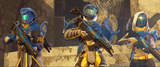 Osiris Rüstung Jahr 3