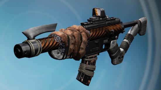 Eisenbanner Automatikgewehr