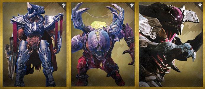 Alle drei Raid-Bosse können diese Woche im Challengemodus gelegt werden!