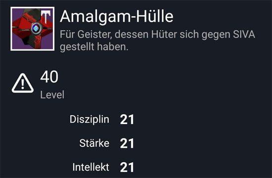 """""""Amalgam-Hülle"""" aus dem Hard-Raid"""