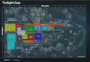 Osiris-Map, Beutezüge und Prämien (14.10.2016 – 18.10.2016)