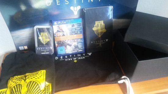 Destiny Loot Box Verlosung