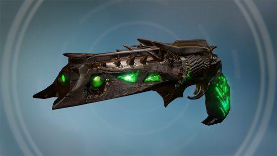 """Das zweite Ornament lässt die """"Dorn"""" noch kräftiger grün leuchten."""