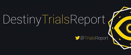 Destiny Trials Report Banner