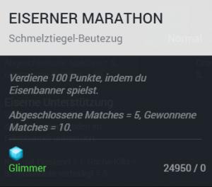 Eiserner Marathon