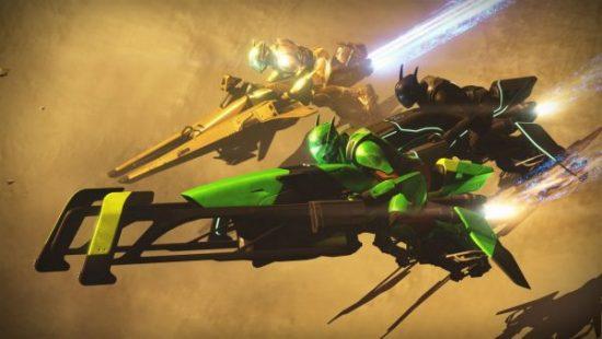 Bald erwarten die Hüter wieder hitzige Renn-Wettkämpfe. Die Sparrow-Racing-League kehrt zurück.