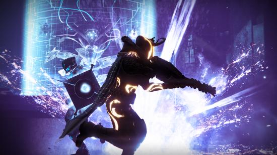 Der neue Nexus Strike wird mit einem Schild, wie bei Atheon gespielt.