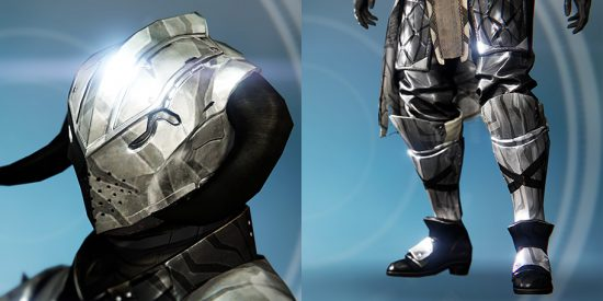 Destiny Eisenbanner Titan-Rüstung
