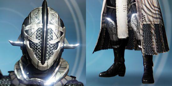 Destiny Eisenbanner Warlock-Rüstung