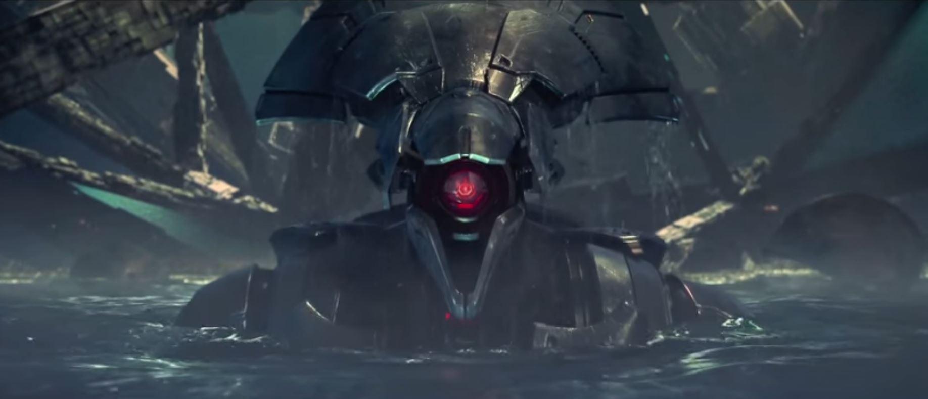 Szene aus einem unbekannten Destiny-Vex-Video