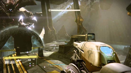 Raid-Guide Königsfall: Oryx Kuppel