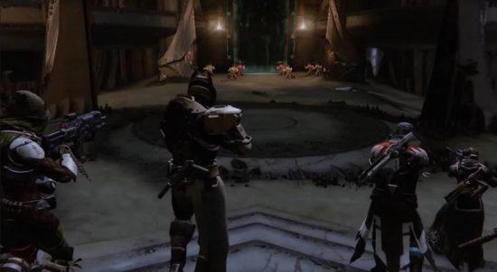 Raid-Guide Königsfall: Ihr müsst ein Portal öffnen.