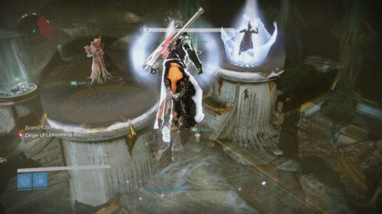 Raid-Guide Königsfall: Sprung auf die Hexenplattform