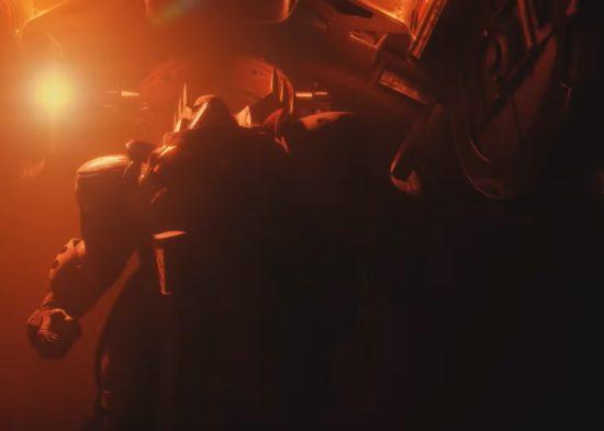 Dominus Ghaul. Anführer der roten Legion