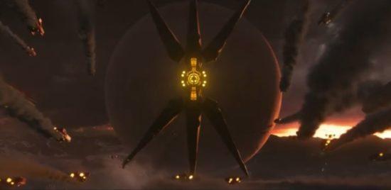 Destiny 2: Die Kabale legen einen Käfig um den Reisenden