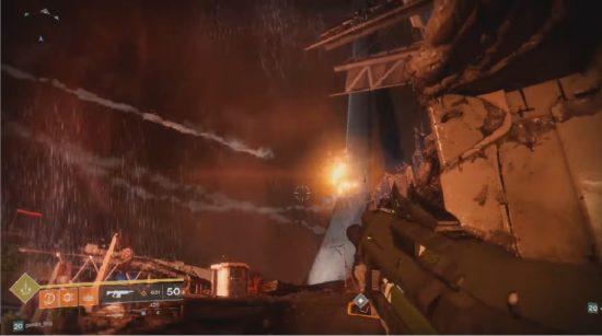 """Destiny 2: Die Mission """"Homecoming"""" beginnt auf dem Hauptplatz des Turmes."""