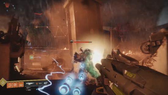 Destiny 2: Die Kabale bringen Luftlandetruppen in den Turm.