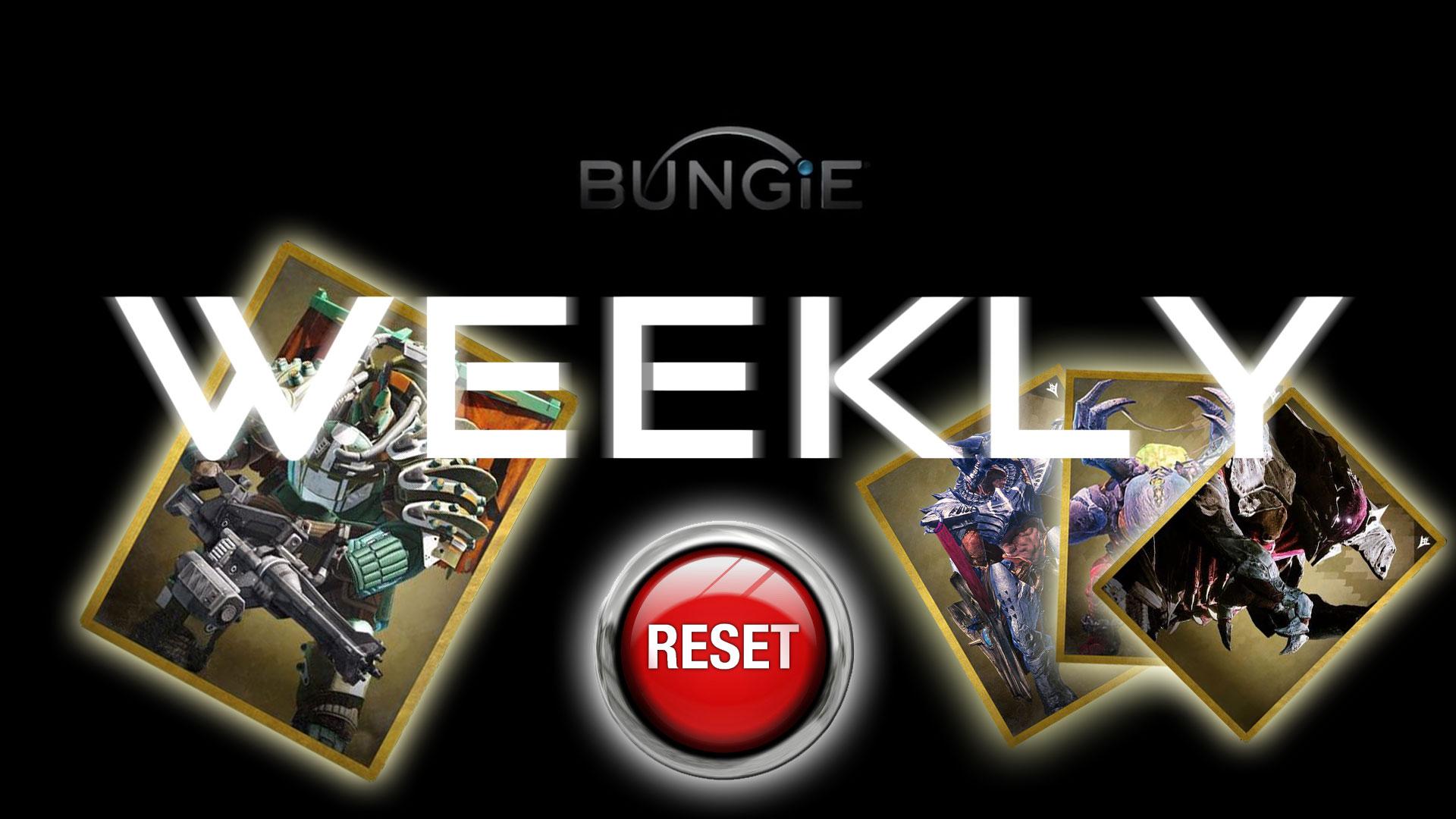 Destinyblog Weekly Reset Vom 090517 160517