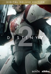 Packshot der Destiny 2 Digital-Deluxe-Version für den PC