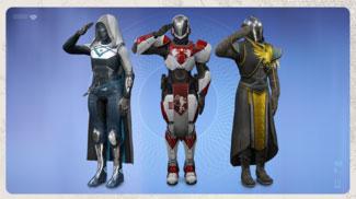 Die Salut-Geste aus Destiny 2